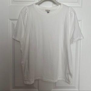 A New Day puff shoulder t-shirt - XL